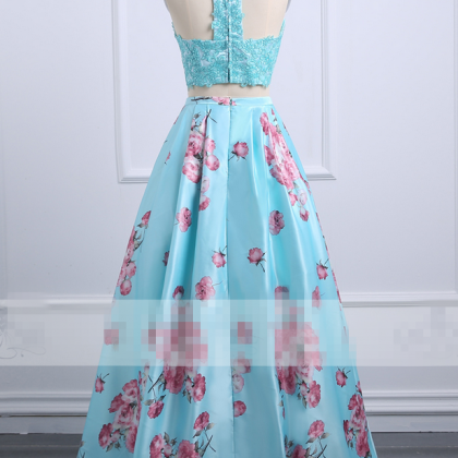 Fashion 3D Floral Print Flower Two ..