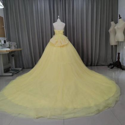 Glam Yellow Sweetheart Flowers Swee..