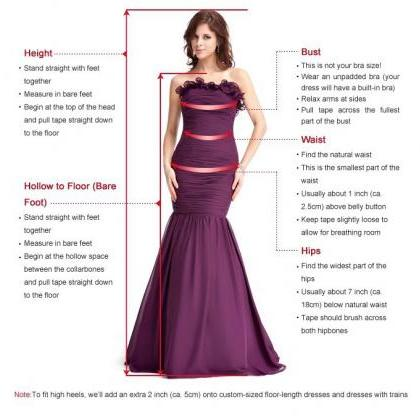 Beauty EVENING Dress A-Line Prom Dr..