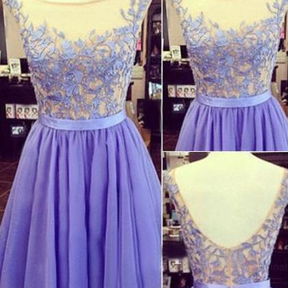 The Charming Tulle and Appliques Sh..