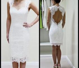 Lace Wedding Dress W..