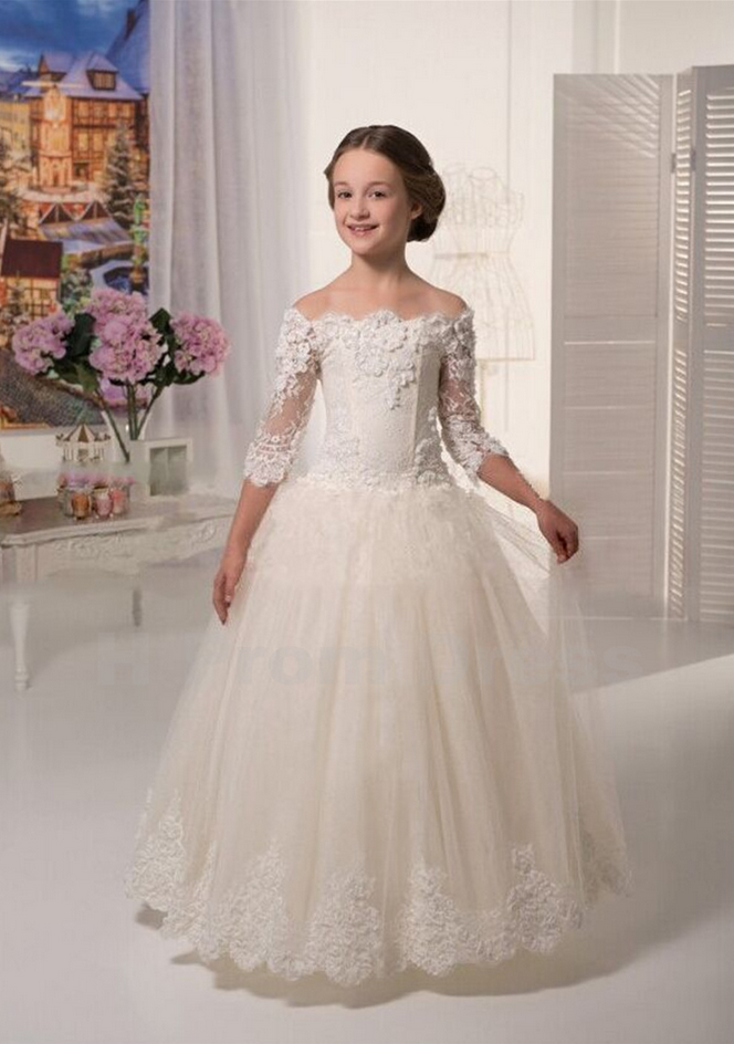 0f09e57ef9 Flower Girl Dresses