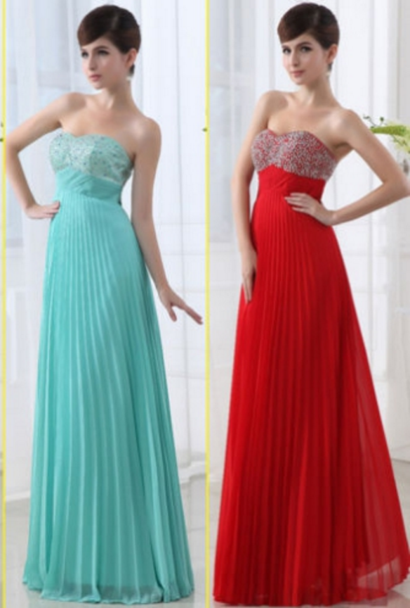 Evening Beaded Prom Dress Military Ball Gown Formal Dress on Luulla