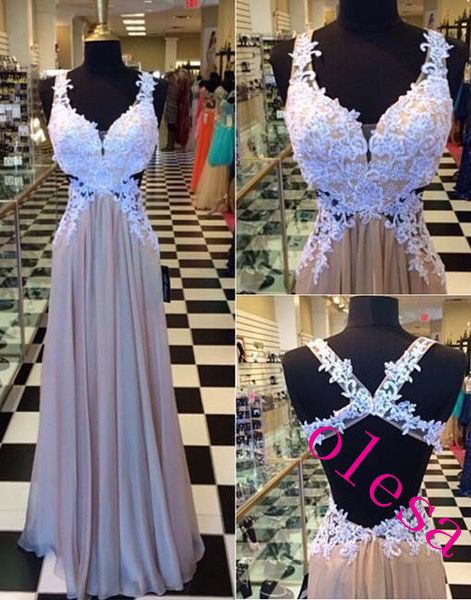 Custom Made A Line Sweetheart Neck Floor Length Long Lace Prom Dresses Evening Dresses Open Back Aline Party Dresses