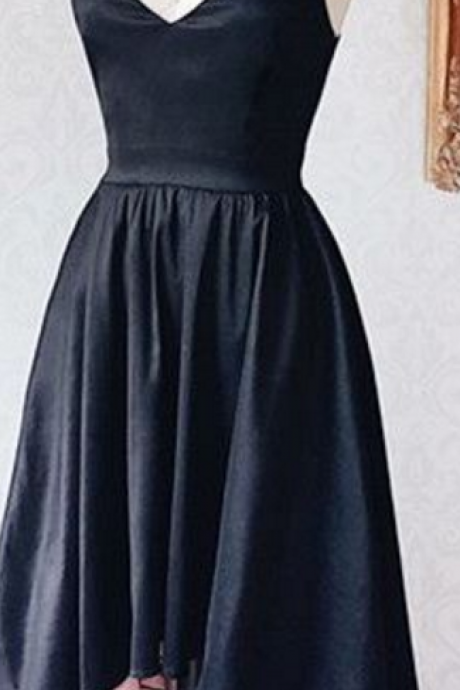 Charming Homecoming Dress, Homecoming Dresses, Black Homecoming Dresses, Cheap Homecoming Dresses, Juniors Homecoming Dresses