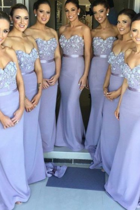 Sweetheart Prom Dress,Mermaid Prom Dress,Fashion Bridesmaid Dress,Sexy Party Dress, New Style Evening Dress