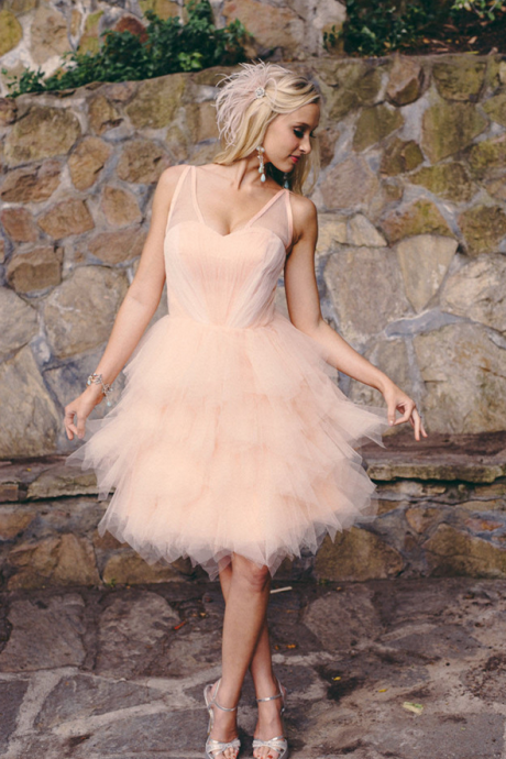 Homecoming Dress, Sweet Homecoming Dress, Pink Homecoming Dress, Ball Gown Homecoming Dress, Puffy Homecoming Dress, Lace-up Homecoming Dress, Cocktail Dress, Short Cocktail Dress, Prom Dress, Short Prom Dress