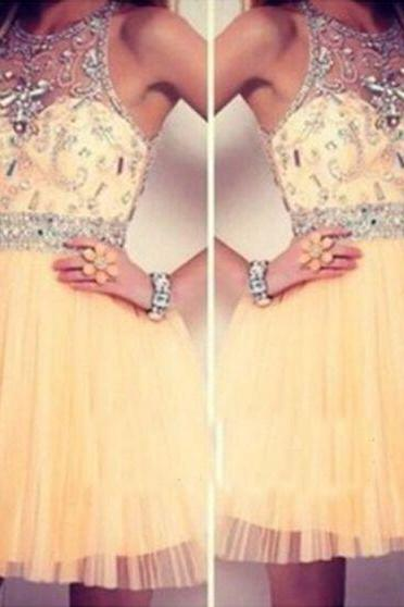 Short Prom Dresses, Prom Dress, Short Prom Dress 2016, Short Prom Dress For Cheap