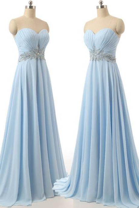Prom Dresses,Evening Dress,Sweetheart Prom Dress,Sexy Prom Dress,Long Prom Dress,Chiffon Evening Dress,A line Eveing Gowns,Party Dress,Custom Made Prom Gowns,Prom Evening Dress,Formal Dress