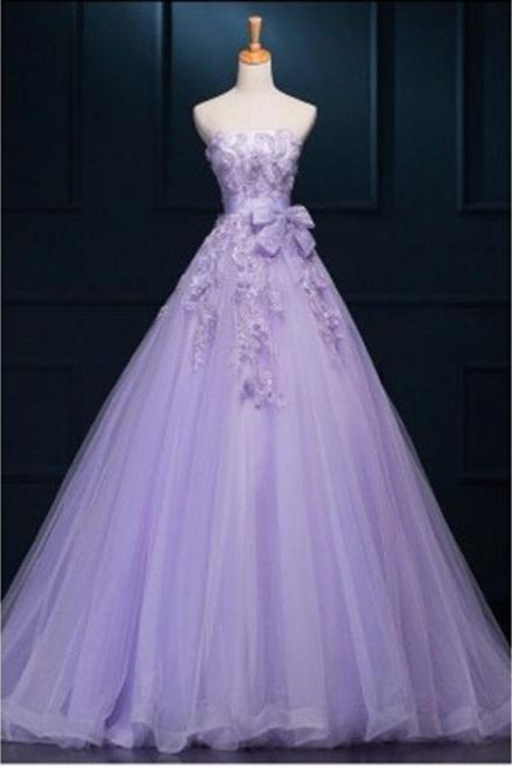 Prom Dresses,Evening Dress,Prom Dresses,Prom Dresses,Lilac Prom Dress,Modest Prom Gown,Ball Gown Prom Gown,Princess Evening Dress,Ball Gown Evening Gowns