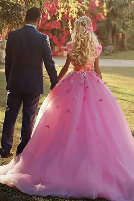 Prom Dresses,Evening Dress,Party Dresses,Pink Prom Dresses,Pink Evening Gowns,Simple Formal Dresses,Prom Dresses,Teens Fashion Evening Gown,Beadings Evening Dress,Pink Party Dress,Prom Gowns