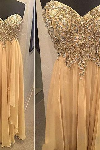 Prom Dresses,Evening Dress,Party Dresses,Chiffon Prom Dresses,Champagne Prom Dress,Modest Prom Gown,Prom Gowns,Evening Dress,Princess Evening Gowns,Sparkly Party Gowns,Long Prom Gowns,Evening Dress