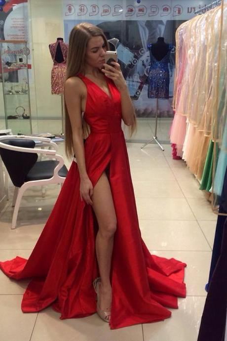 Red Prom Dresses & Gowns - Luulla