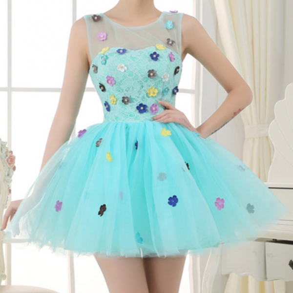Cheap homecoming dresses Sweet Fashion Dress