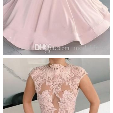 abiti da ballo Blush Mermaid Prom Dresses Jewel Illusion Bodice Appliques Long Formal Evening Party Gowns Red Carpet Dress Plus Size