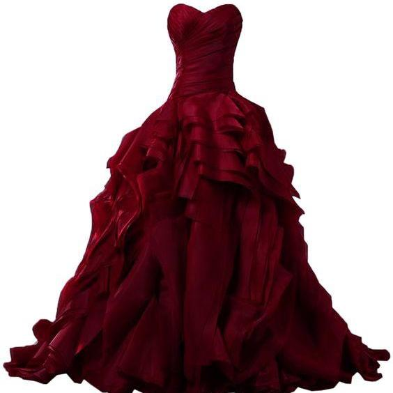 Prom Dresses,Evening Dress,Prom Gown,Prom Dresses,Burgundy Evening Gowns,Party Dresses,Burgundy Evening Gowns,Ball Gown Formal Dress,Evening Gowns For Teens