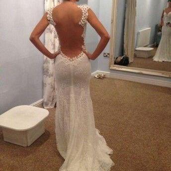 Prom Dresses,Evening Dress,Party Dresses,White Prom Dresses,Lace Prom Dress,Sexy Prom Dress,Simple Prom Dresses,2017 Formal Gown,Evening Gowns,Party Dress,Prom Gown For Teens